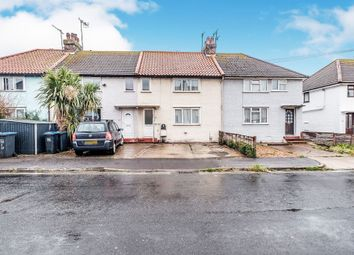 Thumbnail 3 bedroom terraced house for sale in Chester Avenue, Worthing