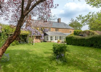 Thumbnail 4 bedroom detached house for sale in Seavington, Ilminster, Somerset