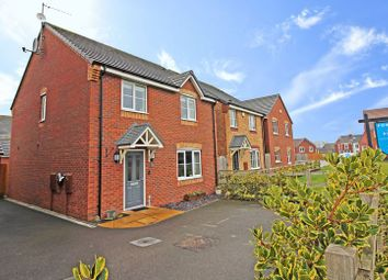Thumbnail 4 bedroom detached house for sale in Bowling Alley Street, Talke, Stoke-On-Trent