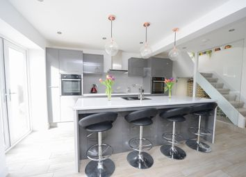 Thumbnail 4 bed detached house for sale in Broomhill Road, Old Whittington, Chesterfield