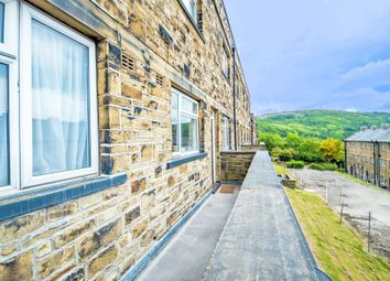 Thumbnail 2 bed maisonette to rent in Spring Terrace, New Bank, Halifax