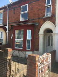 Thumbnail 3 bed terraced house to rent in Cromwell Road, Bedford