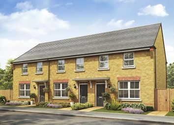 "Thumbnail 3 bed terraced house for sale in ""Archford"" at Mahaddie Way, Warboys, Huntingdon"