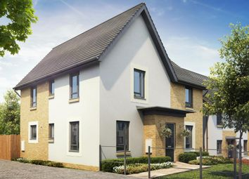 "Thumbnail 4 bed detached house for sale in ""Lincoln"" at Poplar Close, Plympton, Plymouth"