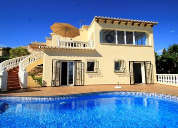 Thumbnail 4 bed villa for sale in Comunitat Valenciana, Alicante, Benitachell