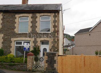 Thumbnail 2 bed end terrace house for sale in John Street, Cwmcarn, Newport.