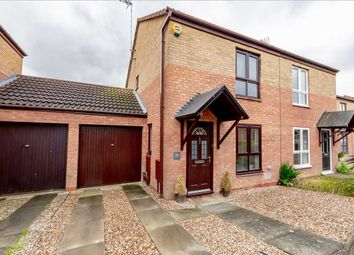 Thumbnail 2 bed semi-detached house for sale in Christian Court, Willen, Milton Keynes