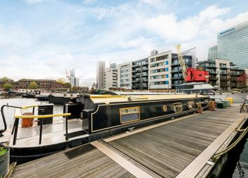 Thumbnail 2 bed houseboat for sale in Way Of Wyrd, Poplar Dock Marina