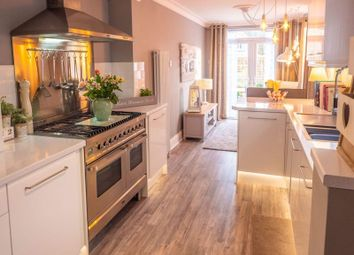 Thumbnail 3 bed terraced house for sale in Lorne Road, Dover
