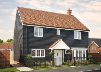 Thumbnail 4 bed detached house for sale in Keepers Cottage Lane, Off Hall Road, Wouldham, Kent