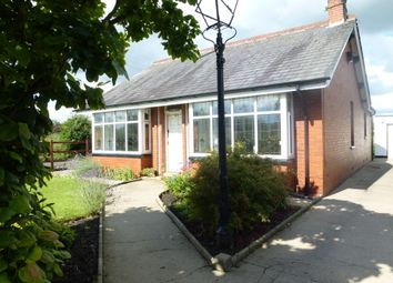 Thumbnail 3 bed detached bungalow for sale in Croston Road, Farington Moss
