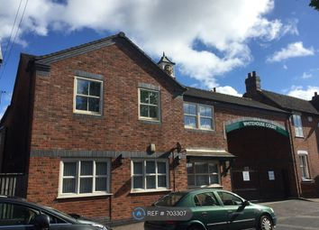 1 bed flat to rent in Hayden House, Cannock WS11