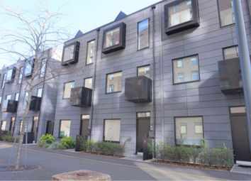 Thumbnail 4 bed terraced house for sale in Keepers Quay, Manchester