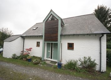 Thumbnail 2 bed barn conversion for sale in Cnwch Coch, Aberystwyth
