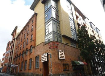 Thumbnail 1 bedroom flat to rent in Wood Street, Liverpool