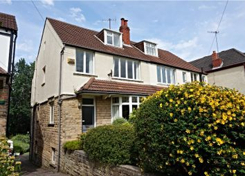Thumbnail 5 bed semi-detached house for sale in Meadow Bank Avenue, Sheffield