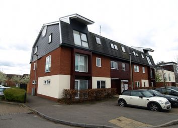 Thumbnail 1 bed flat for sale in Addenbrooks Road, Newport Pagnell, Buckinghamshire