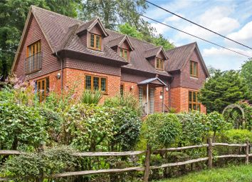 Thumbnail 4 bed detached house for sale in Medstead Road, Beech, Alton, Hampshire
