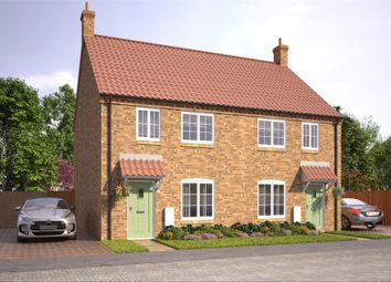 Thumbnail 2 bed semi-detached house for sale in Windmill Meadow, Sleaford Road