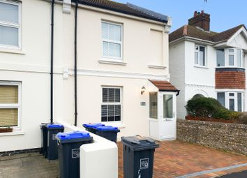 Thumbnail 3 bed semi-detached house to rent in Cottenham Road, Worthing, West Sussex