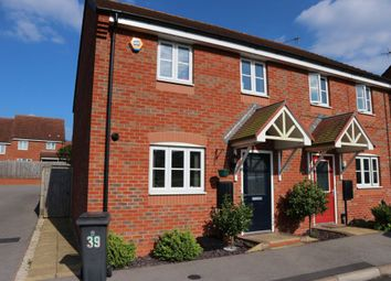 Thumbnail 3 bed semi-detached house for sale in Thornborough Way, Hamilton