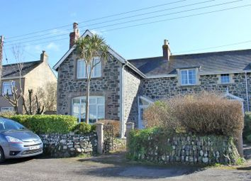 Thumbnail 3 bed end terrace house to rent in Nansmellyon Road, Mullion, Helston