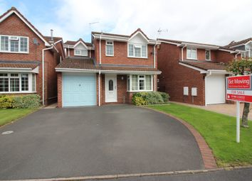 Thumbnail 3 bed detached house for sale in Wheatsheaf Drive, Whitchurch