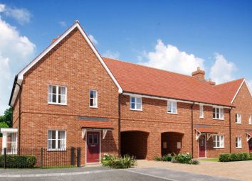 Thumbnail 3 bed semi-detached house for sale in Farriers Yard, Balsham, Cambridge