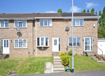Thumbnail 2 bed town house for sale in Hillside Close, Wakefield
