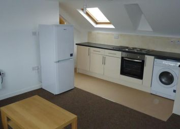 Thumbnail 1 bed flat to rent in Woodville Road, Cathays Cardiff