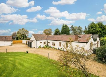 Thumbnail 4 bed barn conversion for sale in Melton Road, Hickling Pastures, Melton Mowbray