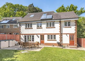 Thumbnail 5 bed detached house for sale in College Lane, Hook Heath, Woking