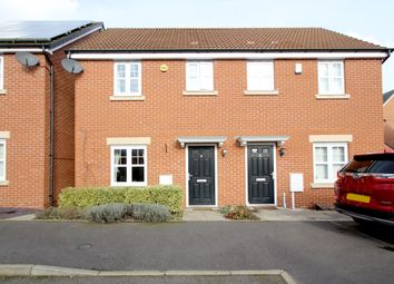 Thumbnail 2 bed semi-detached house for sale in Baychester Road, Bannerbrook Park, Coventry
