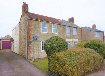 Thumbnail 3 bed semi-detached house for sale in Greatfield, Swindon