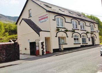 Thumbnail Hotel/guest house for sale in Hendre-Wen Road, Treorchy