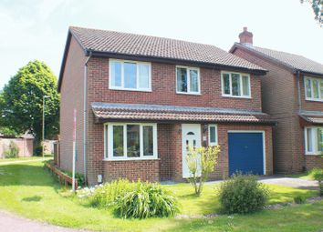 Thumbnail 4 bed detached house for sale in Pennycress, Locks Heath, Southampton