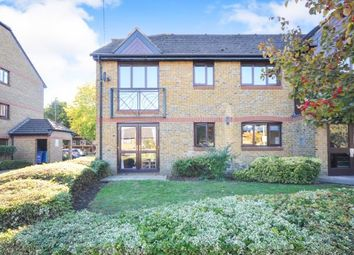 Thumbnail 1 bed flat for sale in Castle Court, Champion Crescent, Sydenham, London