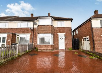 Thumbnail End terrace house for sale in Templeton Road, Great Barr, Birmingham