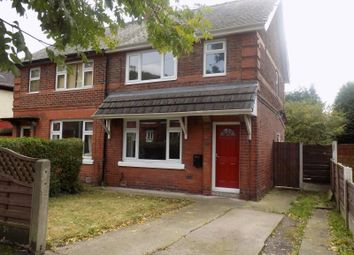 Thumbnail 3 bed semi-detached house to rent in Worsley Avenue, Walkden, Manchester