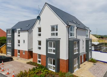 Thumbnail 1 bed flat for sale in Salix House, Foster Way, Folkestone