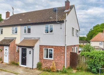 Thumbnail 3 bed semi-detached house for sale in Great Yeldham, Halstead, Essex