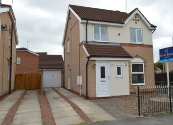 Thumbnail 3 bed detached house for sale in Kestrel Avenue, Hull
