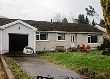 Thumbnail 4 bed detached bungalow for sale in Lime Trees Avenue, Crickhowell