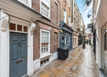 Thumbnail 5 bed terraced house for sale in Artillery Passage, London