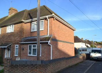 Thumbnail 2 bed end terrace house for sale in Cromwell Road, Shaw, Newbury