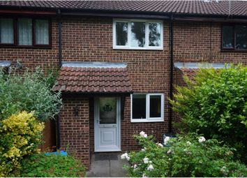 Thumbnail 2 bed terraced house for sale in Monks Way, Bournemouth
