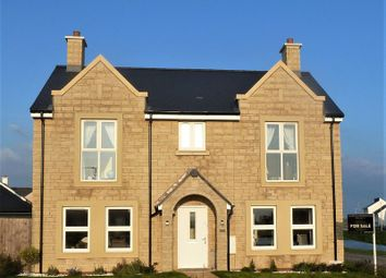 Thumbnail 4 bed detached house for sale in Aller Parade, Weston-Super-Mare