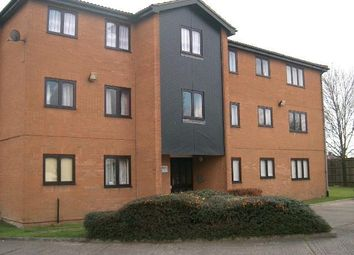 Thumbnail 2 bed flat to rent in Stagshaw Drive, Peterborough