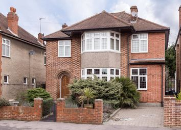Thumbnail 3 bed detached house for sale in Cromford Way, New Malden