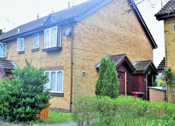 Thumbnail 1 bed end terrace house to rent in Albany Park, Heathrow, Slough, Berkshire